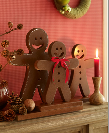 Bosch Gingerbread Men
