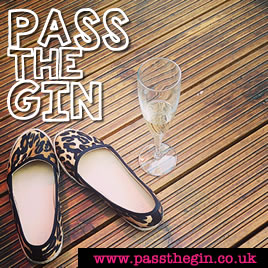 Welcome to Pass The Gin